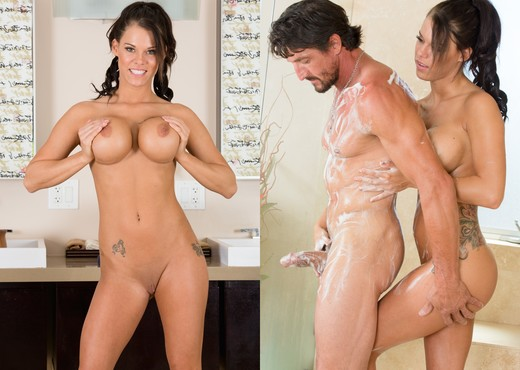 Peta Jensen - Sorry My Husband Owes You Money - Hardcore Sexy Photo Gallery