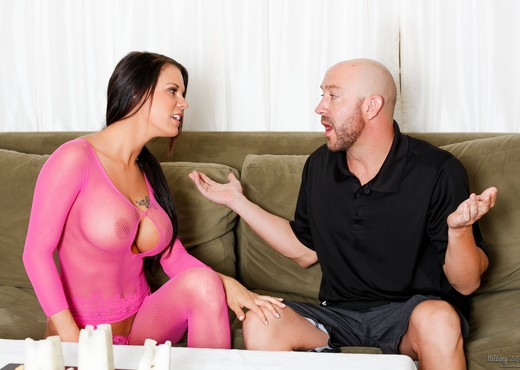 Peta Jensen - Try Your Tits - Fantasy Massage - Hardcore Image Gallery