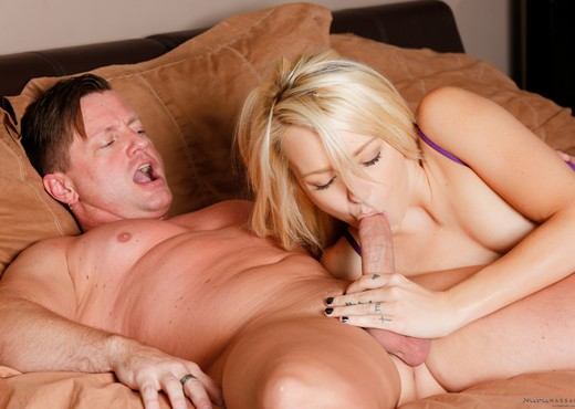 Carmen Callaway - The Enthusiastic Cuckold - Fantasy Massage - Hardcore Hot Gallery