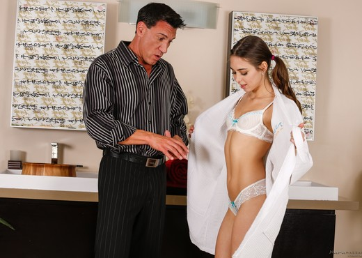 Riley Reid - Step-Dad's Cousin Has A Big Dick - Hardcore Sexy Gallery