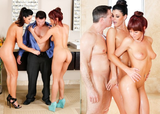 Rahyndee James, India Summer - Be Ours - Fantasy Massage - Hardcore Porn Gallery