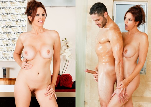 Julia Ann, Damon Dice - I've Always Dreamt Of This - MILF Nude Pics