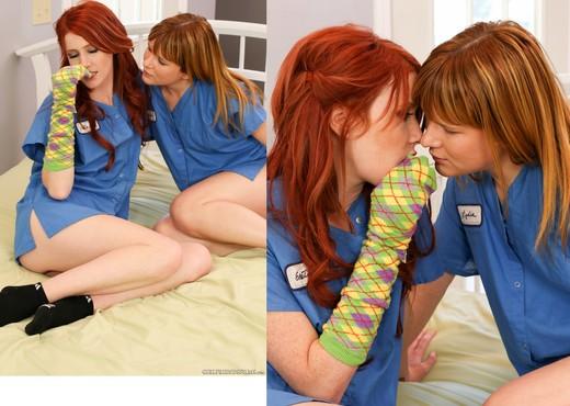Bad Lesbian #02 - Very Troubled Girls - Girlfriends Films - Lesbian Nude Pics