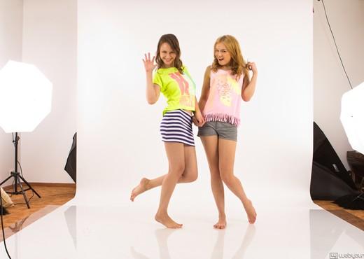 Beata Undine, Ksenija - Studio Fun - Girlsway - Lesbian Nude Pics