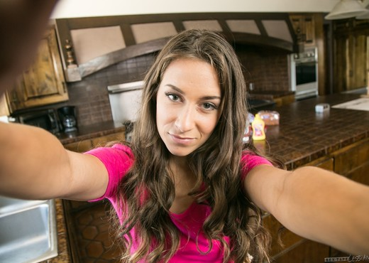 Remy LaCroix, Cassidy Klein - My Kind Of Cooking Show - Lesbian Nude Gallery