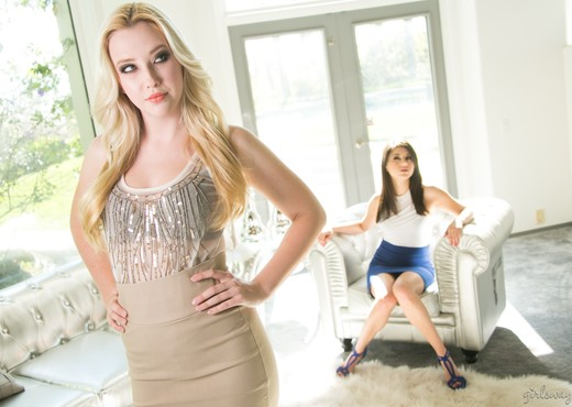 The Business of Women Part Five: The Struggle - Girlsway - Lesbian TGP