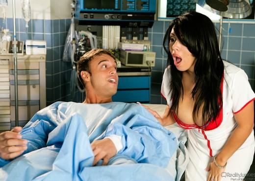 Sienna West - Big Breast Nurses #03 - Hardcore Image Gallery