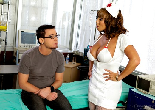 Ava Devine - Big Breast Nurses #04 - MILF Image Gallery