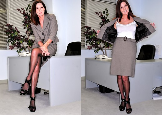 Magdalene St. Michaels - Office Seductions - Hardcore Sexy Gallery
