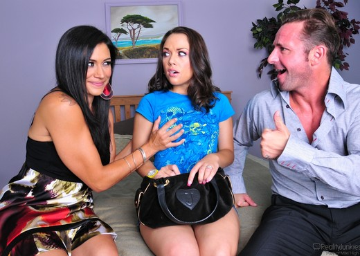Kristina Rose, Raylene - Couples Seeking Teens #02 - Hardcore Image Gallery