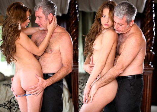 Alyssa Branch - Father Figure Volume 02 - Hardcore Sexy Photo Gallery