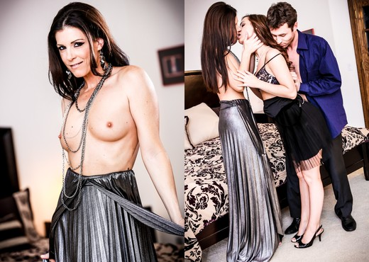 India Summer, Lily Carter - The Swinger - Hardcore Picture Gallery