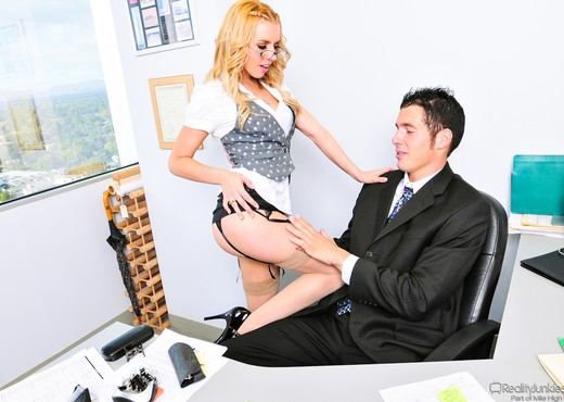 Lexi Belle - Office Perverts - Hardcore Picture Gallery