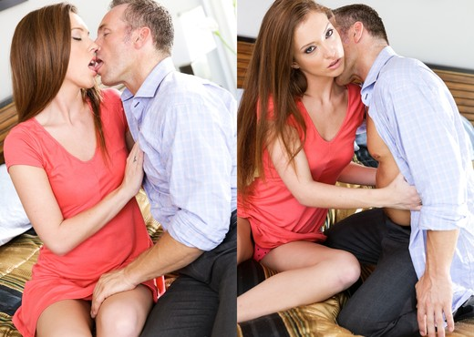 Maddy OReilly - Father Figure #03 - Hardcore Image Gallery