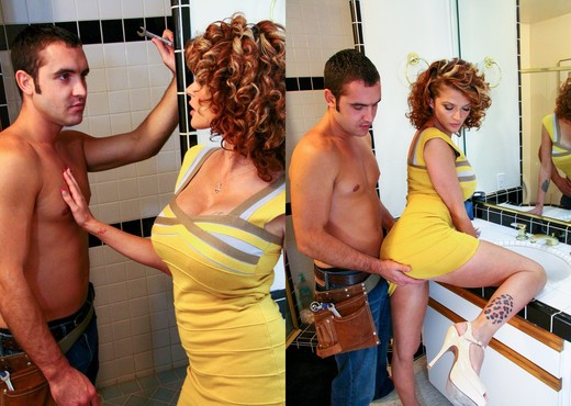 Joslyn James - 1st Time Mother Fuckers #02 - Hardcore Sexy Photo Gallery