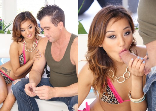 Alina Li - Too Big For Teens #15 - Hardcore Image Gallery