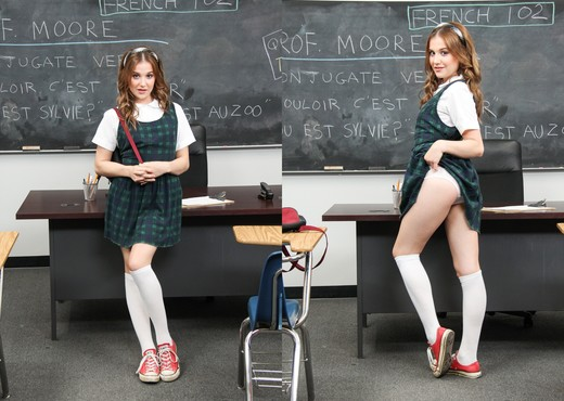 Kasey Warner - Corrupt Schoolgirls #09 - Hardcore Porn Gallery
