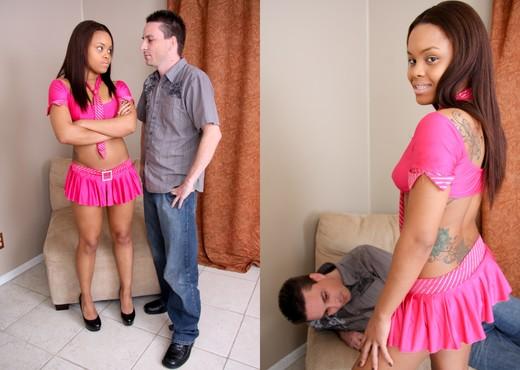 Izces Divine - Ebony Chicks With Ivory Dicks #02 - Hardcore Nude Gallery