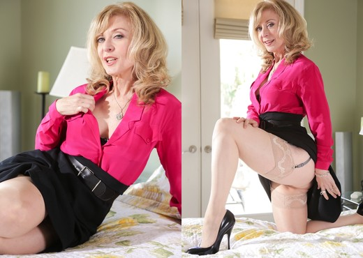 Nina Hartley, Natalia Starr - Mother Lovers Society #13 - Lesbian HD Gallery