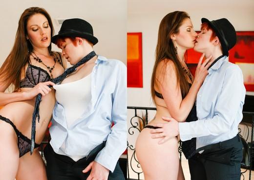 Insiatiable Lesbian Curiosities #03 - Lesbian Hot Gallery