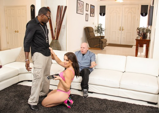 Kayla West - Mom's Cuckold #17 - Interracial Porn Gallery