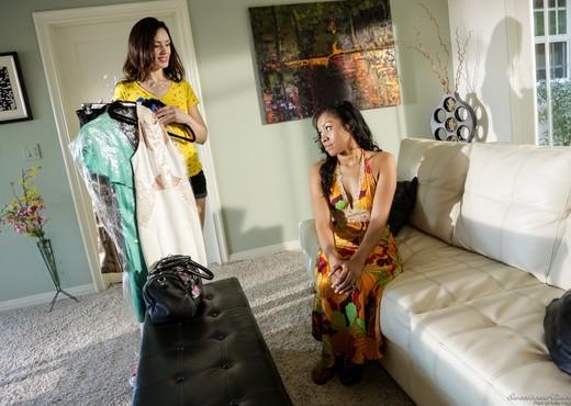 Lesbian Beauties #14 - Interracial - Lesbian HD Gallery