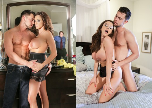 Ariella Ferrera - The Stepmother #13 - MILF TGP