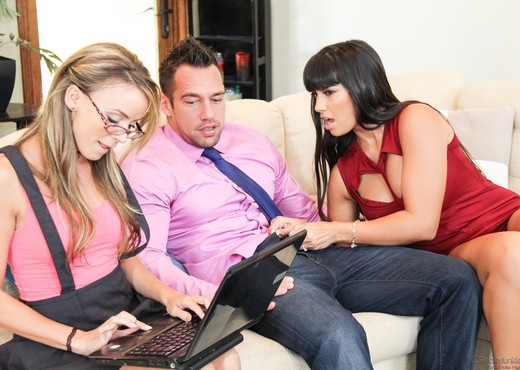 Mercedes Carrera, Pristine Edge - Couples Seeking Teens #19 - Hardcore Image Gallery