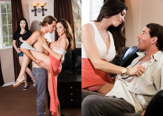 Ariella Ferrera - My Daughter's Boyfriend #13 - Hardcore Picture Gallery