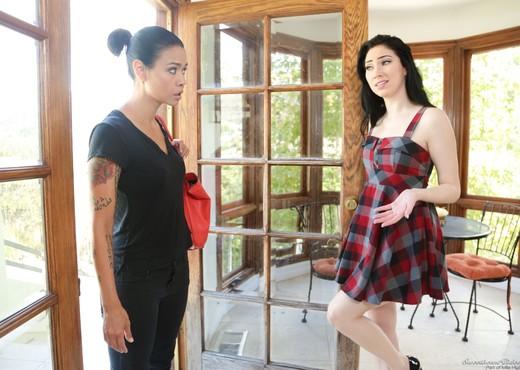 Lesbian Adventures - Strap On Specialists #10 - Lesbian TGP