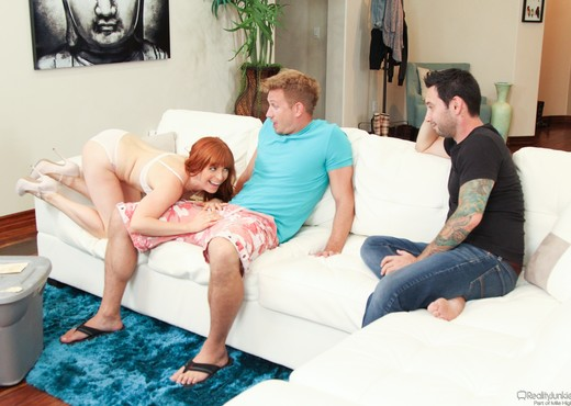 Penny Pax - DP My Wife With Me #09 - Hardcore Hot Gallery