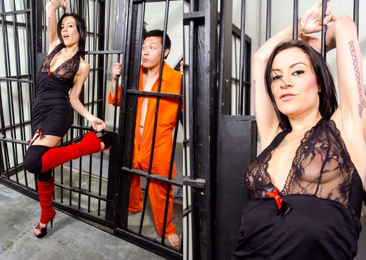 This Isn't Prison Break - It's A XXX Spoof! - White Ghetto - Hardcore Nude Gallery