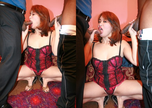 Jenny B - Asian Hookers Of Chinatown - White Ghetto - Interracial Nude Pics