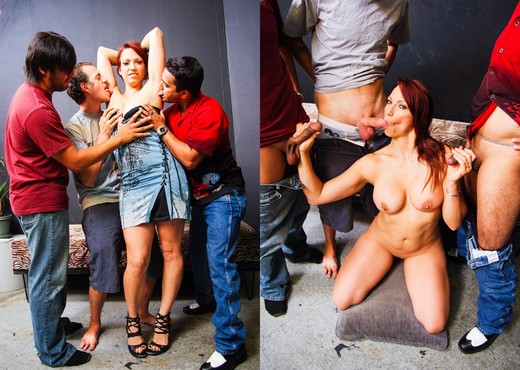 We Wanna Gang Bang Your Mom #11 - White Ghetto - Hardcore Image Gallery