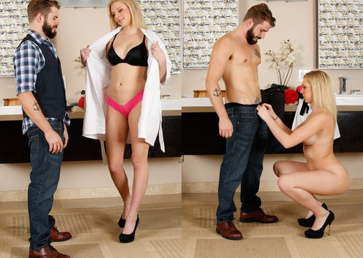 Tiffany Watson, Nathan Bronson - Just Can't Wait - Hardcore Porn Gallery