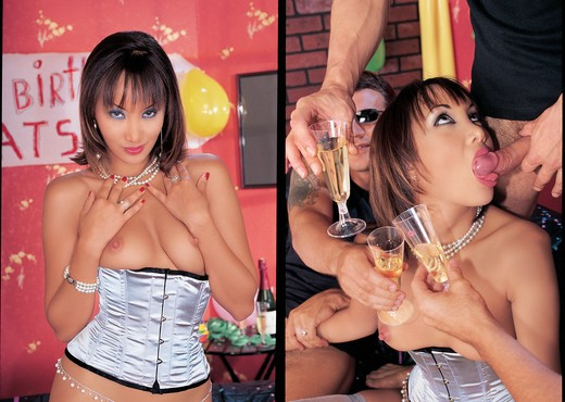 Katsuni's Birthday Party - Private Classics - Asian Nude Gallery