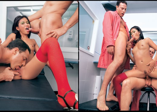 Priva Gets her Ass and Mouth Full of Cum - Private Classics - Hardcore Sexy Gallery