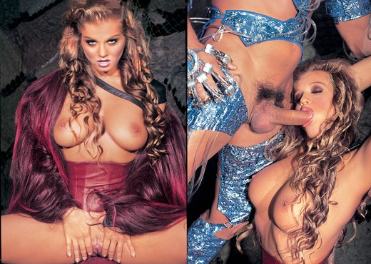 Rita Faltoyano is a Stargate Goddess of Sex - Hardcore Image Gallery