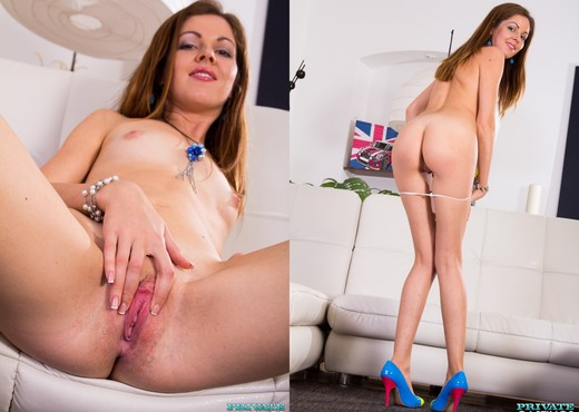 Elizaveta Has a Casting Audition That Includes Cock Sucking  - Anal Sexy Photo Gallery
