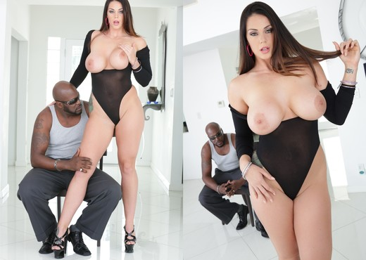 Alison Tyler - Buxom Beauty's Epic Interracial Ride - Interracial Nude Gallery