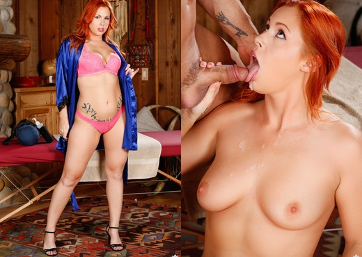 Edyn Blair - Balls And Body - Fantasy Massage - Hardcore Sexy Photo Gallery
