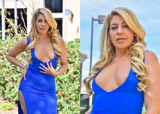 Nikki - Brilliant Blue - FTV Milfs - MILF Sexy Gallery