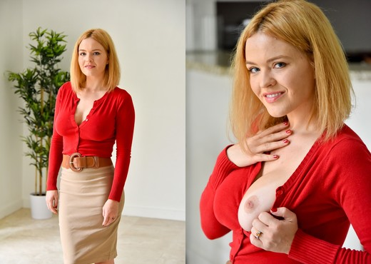 Krissy Lynn - Red Hot And Ready - FTV Milfs - MILF Nude Pics