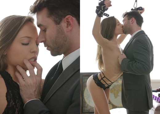 James Deen & Aubrey - Domination Part I - X-Art - Hardcore Nude Pics