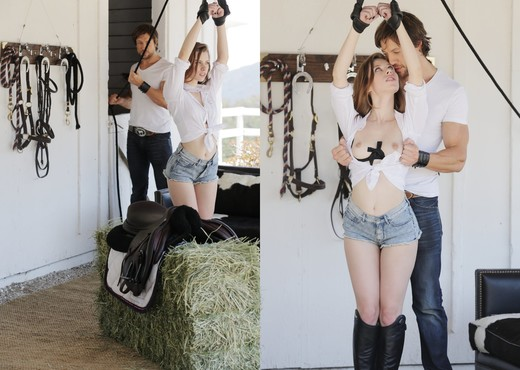Anya - The Ranch Hand - X-Art - Hardcore Nude Pics