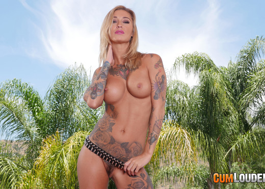 Kleio Valentien: Tattoo Goddess - CumLouder - Hardcore HD Gallery