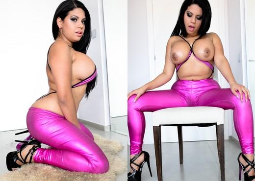 Kesha Ortega - Nacho's Dangerous Curves - Evil Angel - Latina HD Gallery