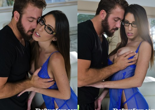 Dava Foxx teases Chad until he can't take no more - Pornstars Porn Gallery