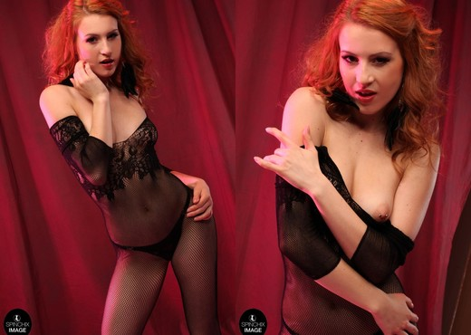 Scarlet Black's Dark Secrets - Spinchix - Solo Nude Pics