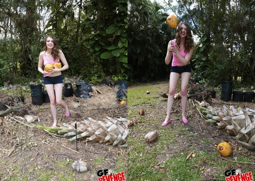 Elena Koshka - Lucky Me - GF Revenge - Amateur HD Gallery